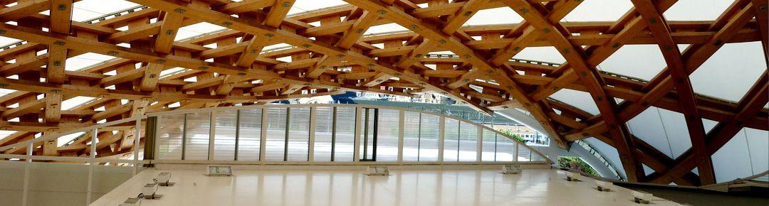 Le Centre Pompidou de Metz (architectes Shigeru Ban/Jean de Gastines)
